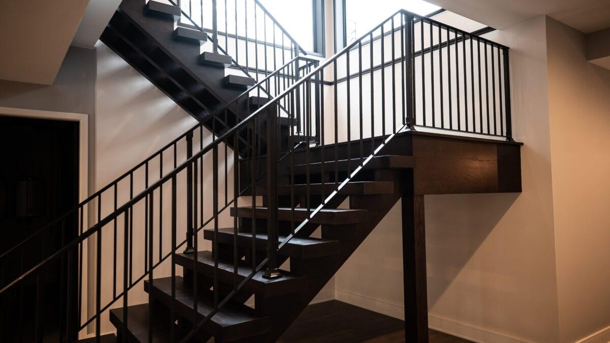 Photo: Custom Staircase
