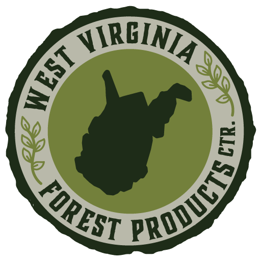 Logo: West Virginia Forest Products Center